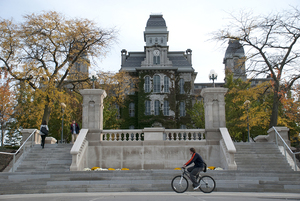 Syracuse University faculty members were split when Vice Chancellor and Provost Michele Wheatly proposed